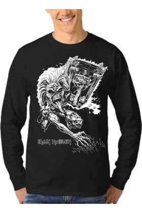 Μπλούζα Φούτερ Sweatshirt Rock IRON MAIDEN dj1676