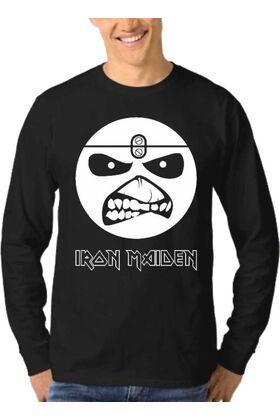 Μπλούζα Φούτερ Sweatshirt Rock IRON MAIDEN dj1677