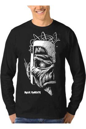 Μπλούζα Φούτερ Sweatshirt Rock IRON MAIDEN dj1678