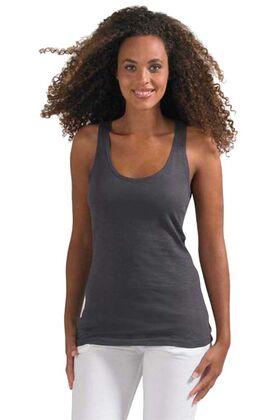 Γυναικείο slub t-shirt με τιράντες Sols SAINT-GERMAIN 11808
