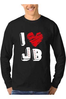Μπλούζα Φούτερ Sweatshirt Rock JUSTIN BIEBER dj2260