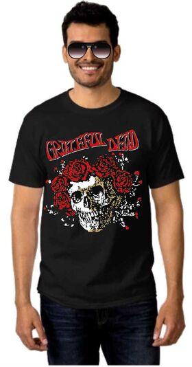 Μπλουζάκι Rock t-shirt GRATEFUL DEAD dj 2270